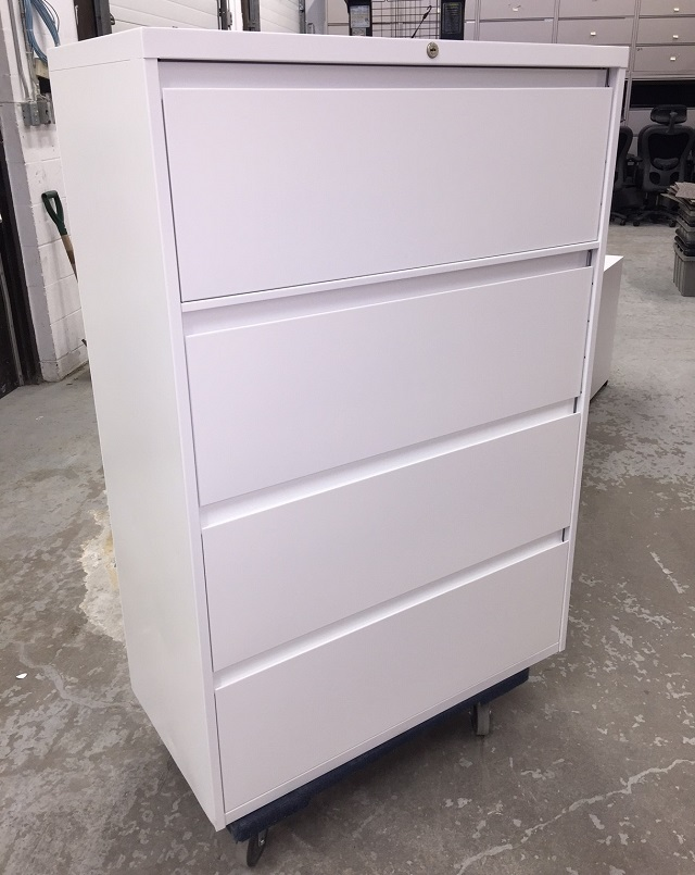 Four Drawer Lateral Filing Cabinets