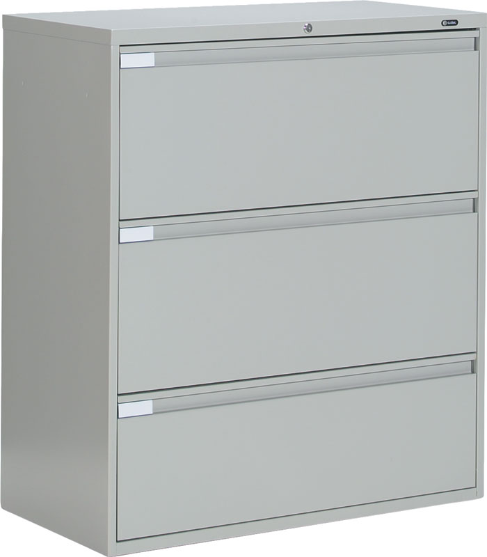 check out 18ddf 78a8a Three Drawer Lateral Filing Cabinets